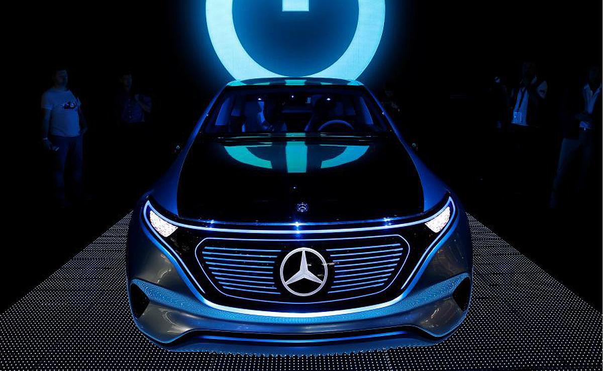 Mercedes Benz Spends 1 Billion To Make Evs At Alabama Plant