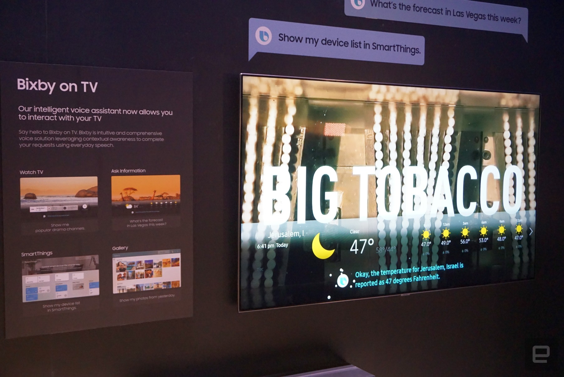 samsung 39 s 2018 4k tvs add bixby ai. Black Bedroom Furniture Sets. Home Design Ideas
