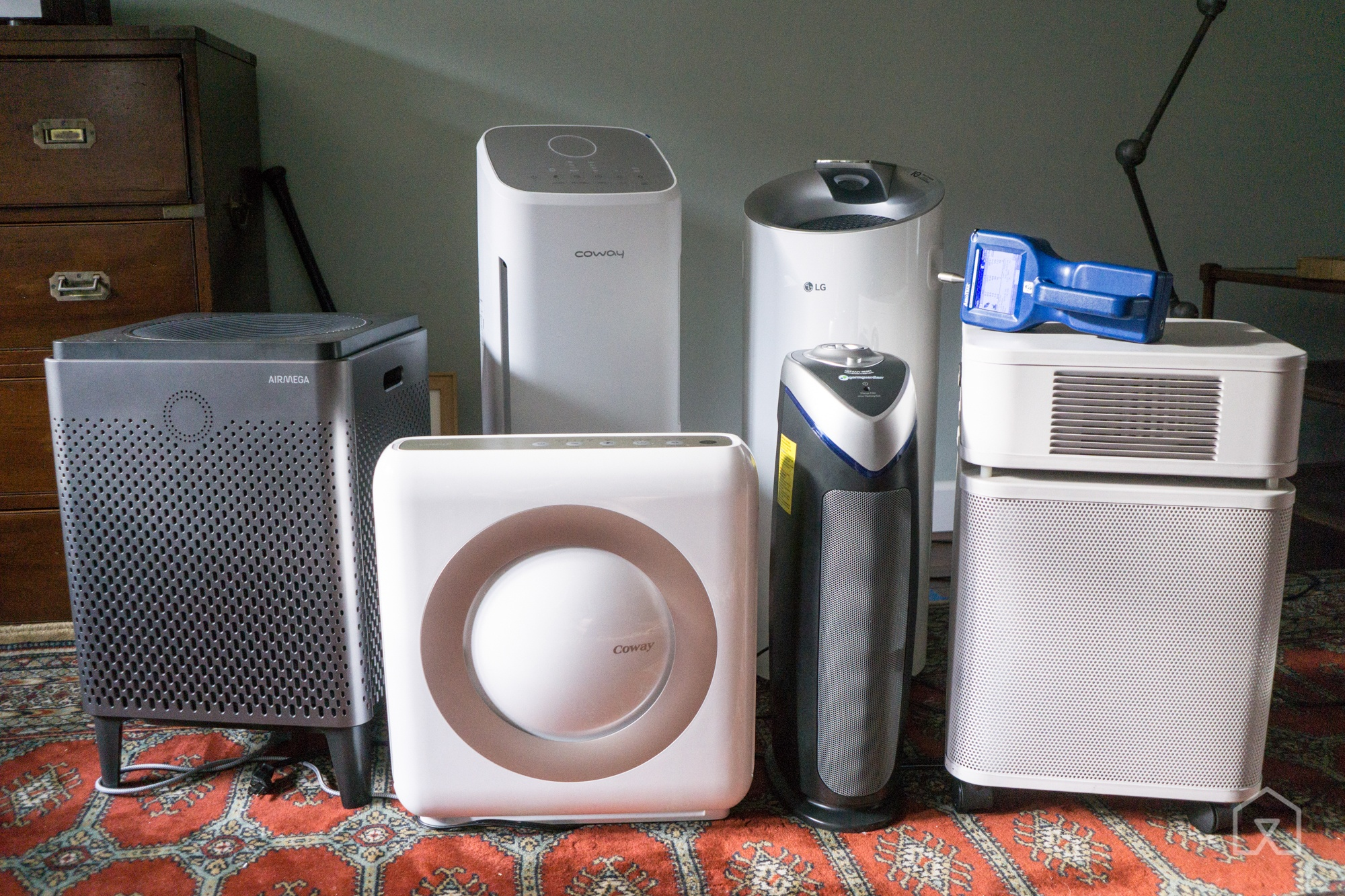 Best Portable Air Cleaners : The best air purifier