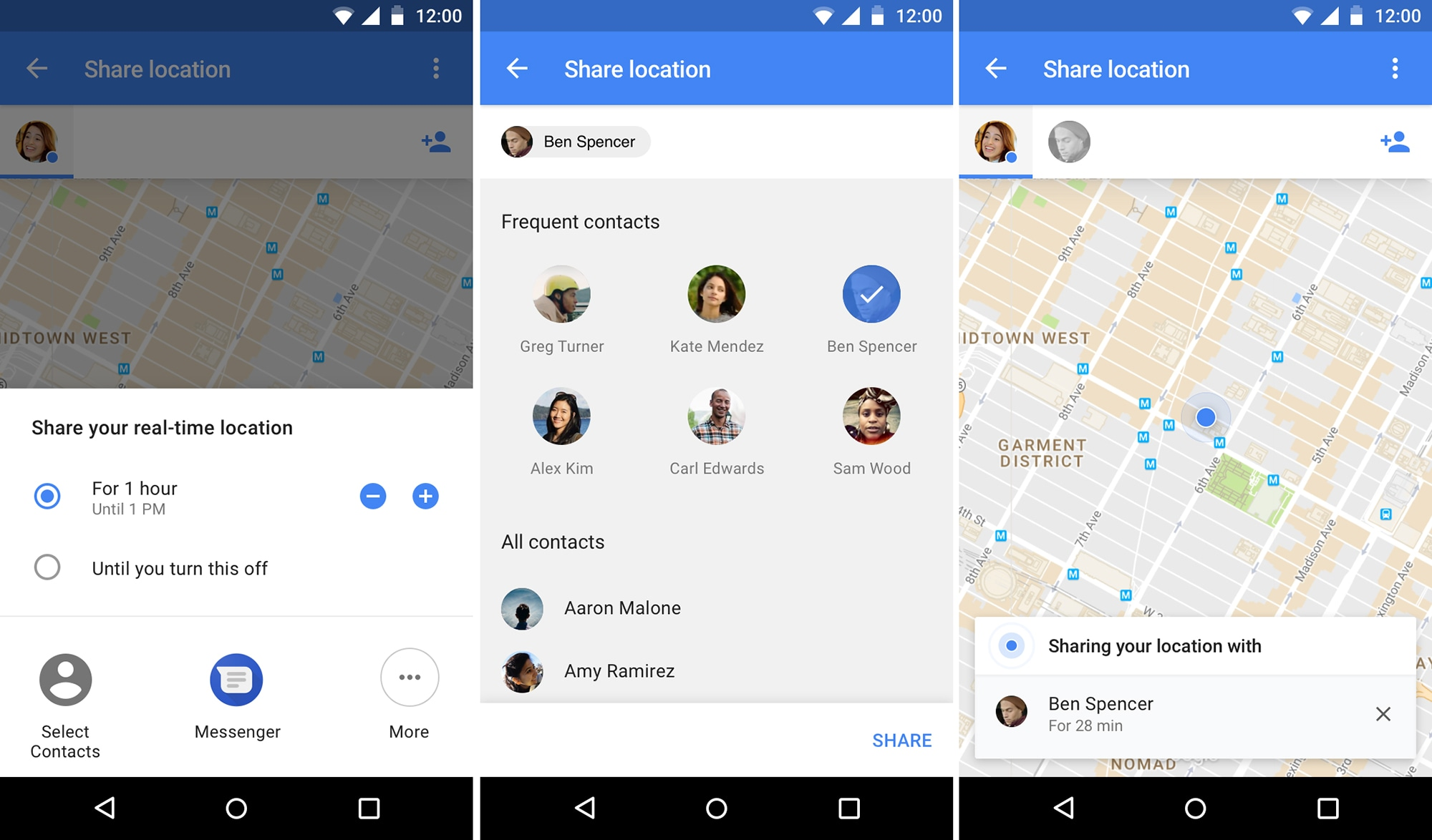 Google Maps\' location-sharing feature is one you might actually use