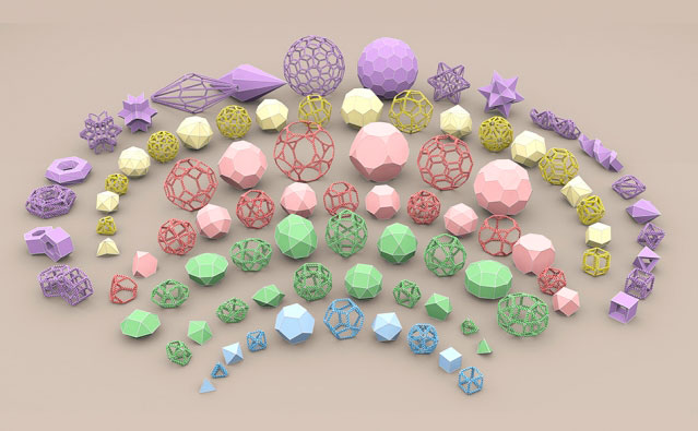 New Algorithm Performs Complex Dna Origami