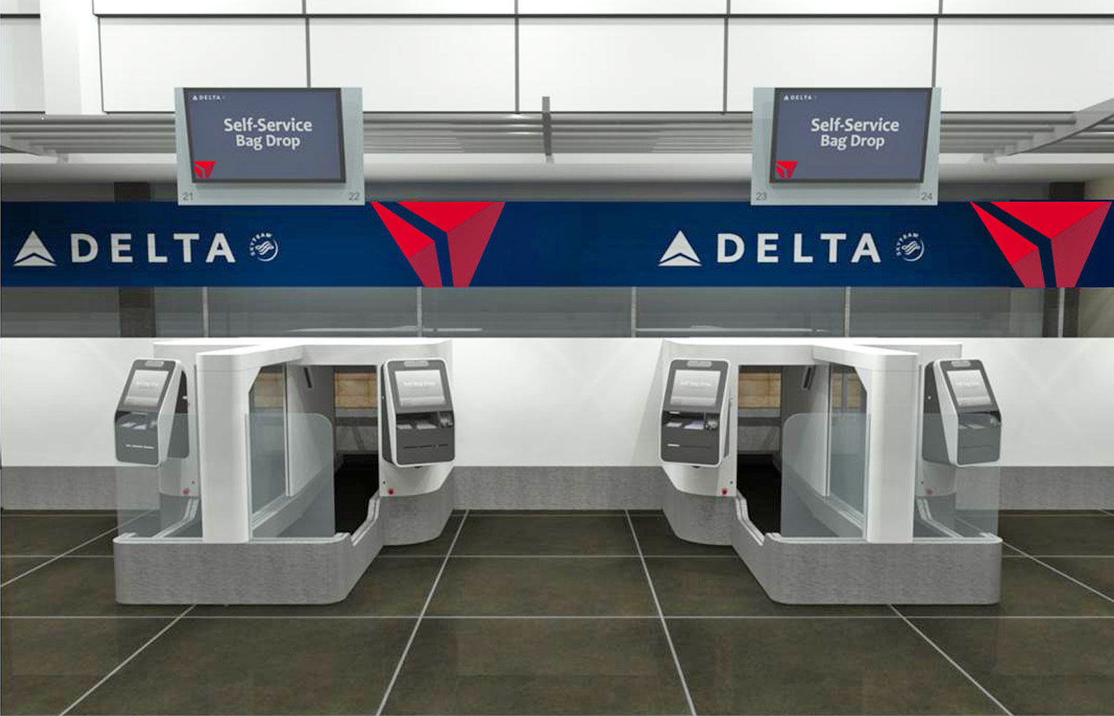 Delta Will Test Face Scanning For Checked Baggage This
