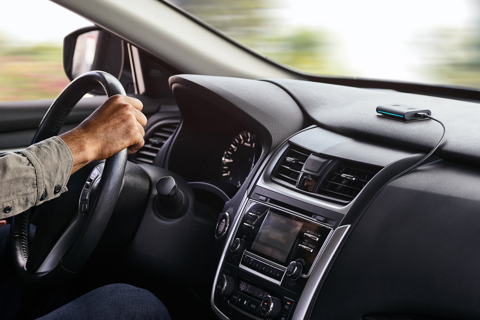 Amazons Echo Auto Puts Alexa In Any Car - Auto