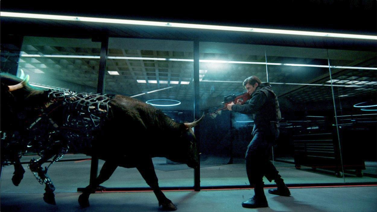 Risultati immagini per westworld superbowl trailer