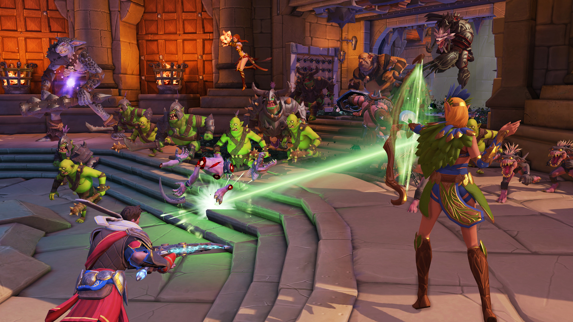 orcs must die developers are plotting to enter esports - Orcs Must Die