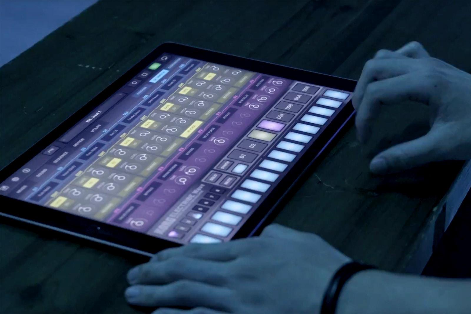 Korg S Electribe Wave App Turns An Ipad Into An Edm Beat