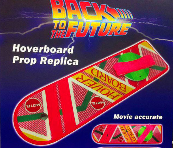 mattel verspricht hoverboard aus back to the future. Black Bedroom Furniture Sets. Home Design Ideas