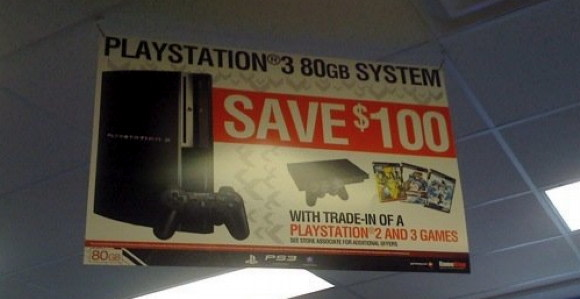Get Off The Playstation 3 : Trade in a ps get off
