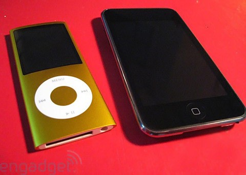 how would you change apple 39 s ipod touch 2g nano 4g. Black Bedroom Furniture Sets. Home Design Ideas
