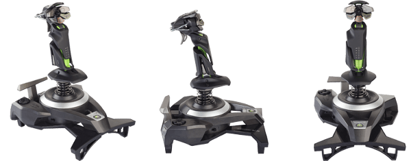 Mad Catz courts Xbox 360 dogfighters with pricy F.L.Y. 9