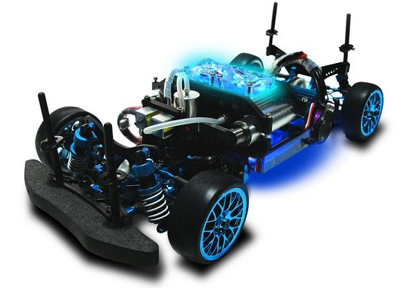 Horizon s h cell hydrogen fuel for r c cars now