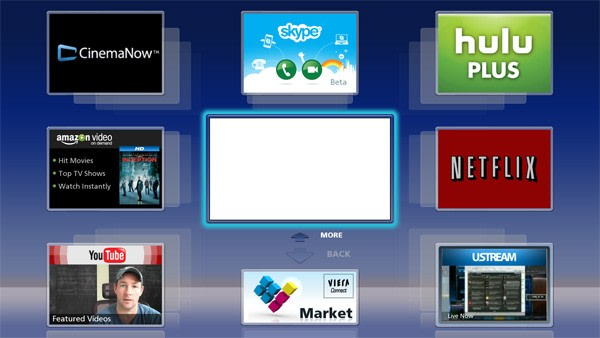 panasonic viera apps