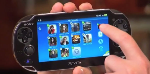 how to turn ps vita into android