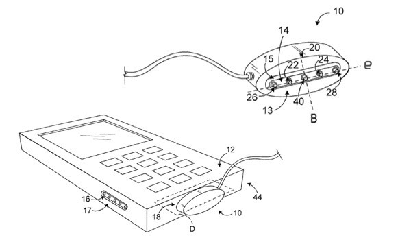 Microsoft applies to patent MagSafe-like magnetic power