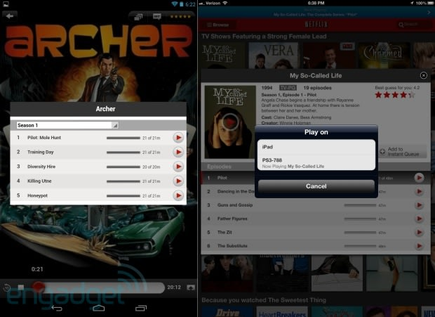 how to change quality on netflix ps3