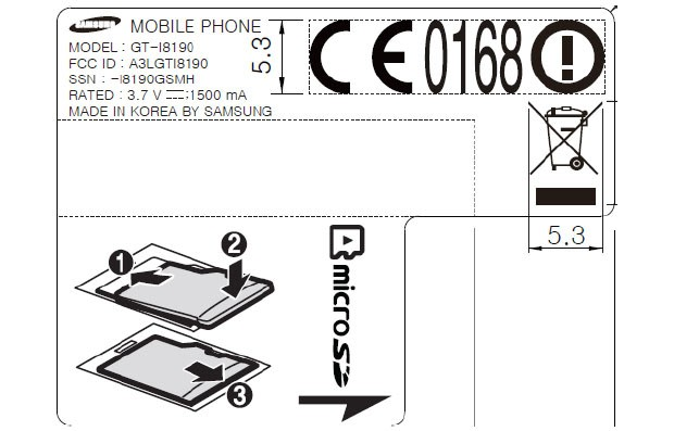 Samsung Galaxy S III mini radios get probed by FCC