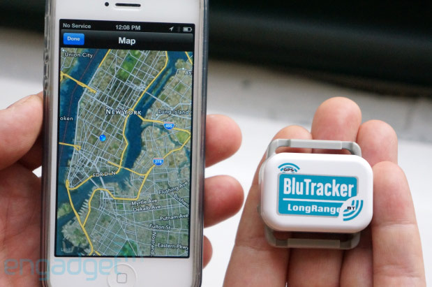Blutracker Lets You Locate Your Stuff Within 2 500 Feet