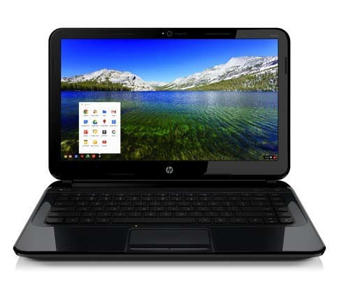 hp intros the pavilion 14 chromebook its first chrome os device available now for 330. Black Bedroom Furniture Sets. Home Design Ideas