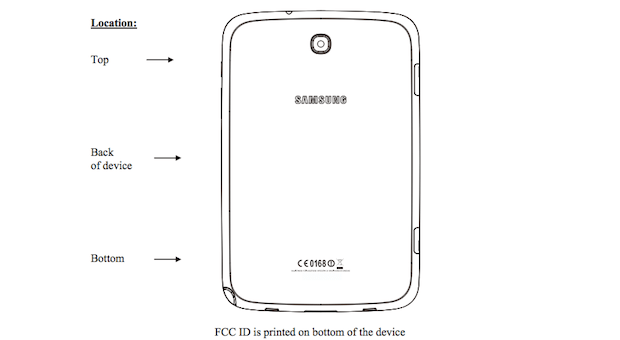 Samsung Galaxy Note 8.0 3G arrives at the FCC, remains a