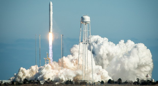 Watch live: Orbital Sciences' Antares rocket to lift off ...