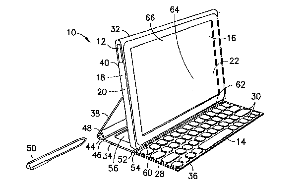 Nokia patent application outs Surface-esque 'apparatus