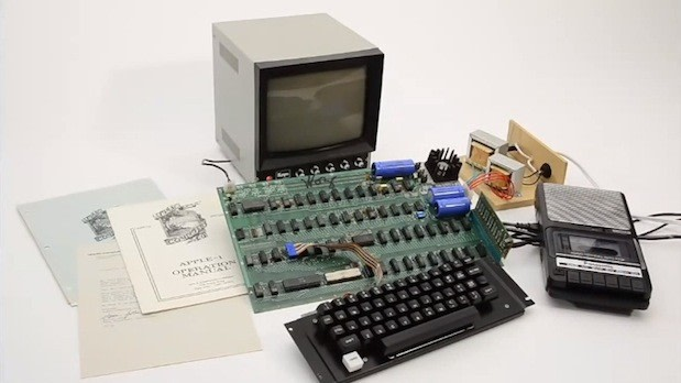 Functional Apple 1 Auctioned Off For $671.4K, Sets New
