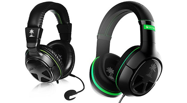 microsoft no third party xbox one headsets until 2014. Black Bedroom Furniture Sets. Home Design Ideas