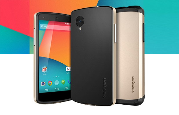 Engadget giveaway win one of two nexus 5 smartphones for Spigen nexus 5 template