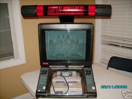 Snes display kiosk up for grabs but the price might be - How much is a super nintendo console worth ...