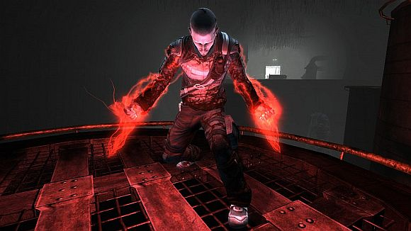 inFAMOUS Gigawatt Blades Coming Free to PSN 1.2 Million ...