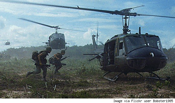 Rumor: Next Call of Duty possibly set in Vietnam
