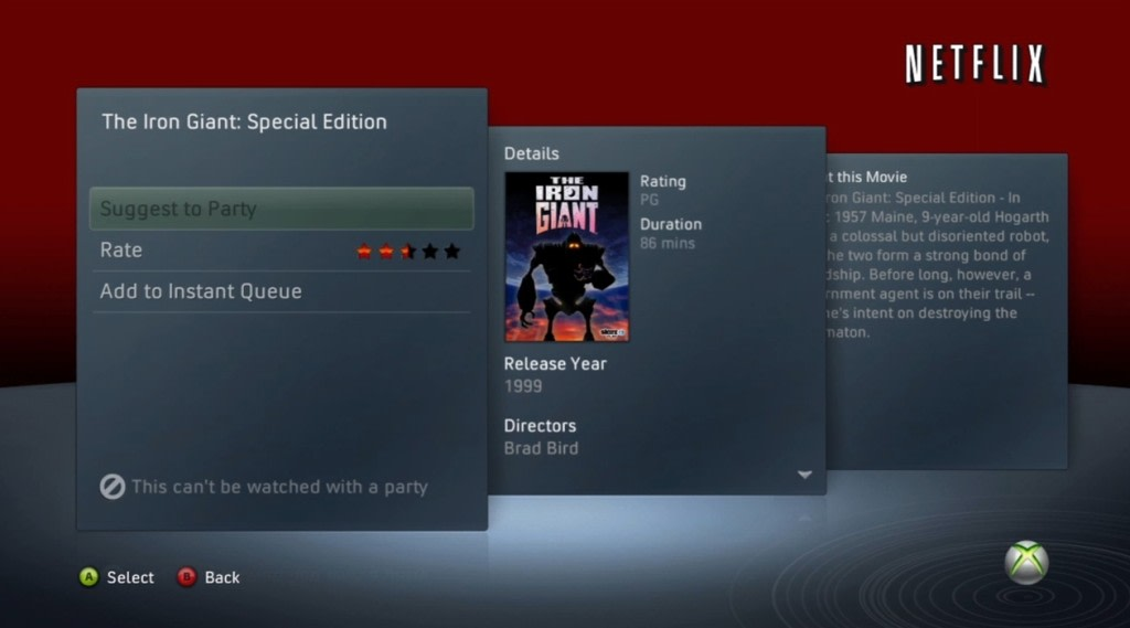 how to change quality on netflix xbox