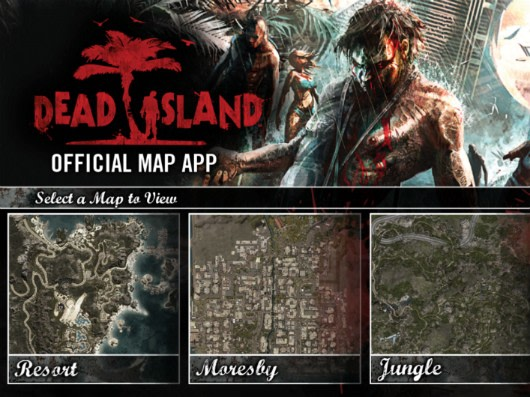 Dead island ios app tells you what you 39 re doing in dead for App that tells you what is in a picture