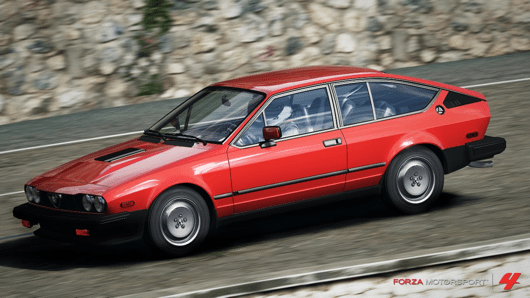 new march pirelli dlc for forza 4 is basically a sack of cars