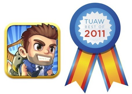 Jetpack Joyride Zooms To The Top Of Tuaw Best Of 2011 Game