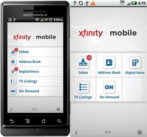 Mobile phone dating apps xfinity for Mirror xfinity app to tv