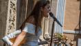 Amaia canta 'Mi ruiseñor' en el festival Flamenco On