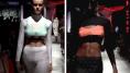 Ces mannequins à la Fashion Week de Milan semblent tout droit sorties de