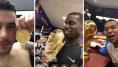 Merci les Bleus! Les vidéos de Pogba, Mbappé et Rami après le match nous font entrer dans les coulisses de la