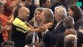 À Gênes, les secours accueillis par de longs applaudissements avant les