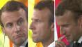 Macron est très souvent en retard à ses