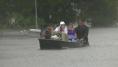 Tempête Florence: après le vent, les pluies torrentielles et les