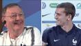 Coupe du Monde 2018: Antoine Griezmann rend un hommage plein d'humour au