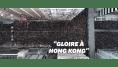 À Hong Kong, les manifestants ont composé leur propre