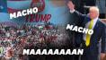 """Trump célébré en Inde au son de """"Macho Man"""" des Village"""