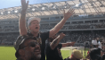 Will Ferrell met le feu au Los Angeles Football