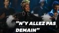 Lauryn Hill en retard à Bercy, les images de ses fans en