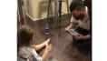 El reto viral de un padre a su hija que se ha visto más de 121.000