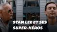 Stan Lee et ses apparitions dans les films