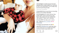Chrissy Teigen Shares Pic Of Son's Helmet For Plagiocephaly, Or Flat Head